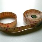 ¿Cómo averiguar el talle de pantalón que usas midiendo tu cintura?