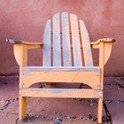 Cómo construir una moderna silla Adirondack