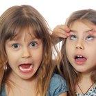 Técnicas de reformulación para comportamiento negativo de un niño