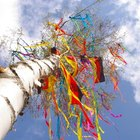 How to make a maypole centerpiece