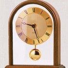 Partes de un reloj de péndulo