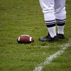 Diferença entre chuteiras de futebol americano e chuteiras de lacrosse