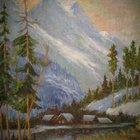 Como armazenar pinturas a óleo sobre tela