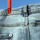 Cómo hacer una alfombre de jean