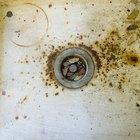 Cómo quitar el óxido de lavabos y bañeras utilizando productos caseros