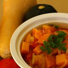 Sustitutos para el caldo de vegetales