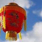 Qué simbolizan las linternas chinas