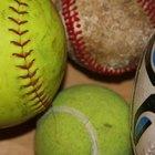 Como concertar vazamentos em bolas esportivas