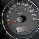 Causas de mau funcionamento do velocímetro em um Honda Civic