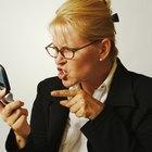 ¿Está permitido que tu jefe te grite?