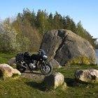 How to Identify a Suzuki Motorcycle Engine