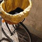 Instrucciones para canastas de bicicleta