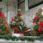 Cómo hacer tu propio sostén del árbol de Navidad