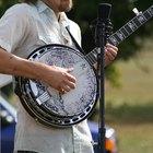 Como afinar um banjo de 4 cordas