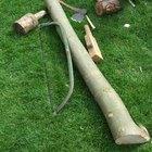 Una lista de herramientas de carpintería manuales