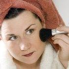 Makeup foundation for sensitive dry skin