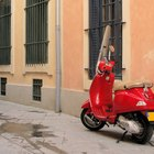 How to Replace the Speedo Cable on a Vespa