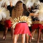 La historia de la danza tahitiana