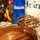 Qual é o pH de uma solução de açúcar?