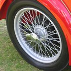 How to Make Model Car Wire Wheels
