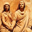 Como fazer uma túnica ou toga romana ou grega