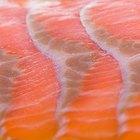 ¿Por cuánto tiempo el salmón permanece fresco?