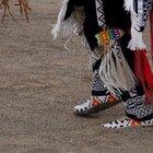Instrumentos de indios nativos americanos