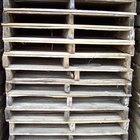 Empty pallet stacking safety