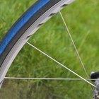 Como pintar aros de bicicleta