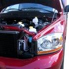 Como remover o filtro de combustível do Dodge Dakota