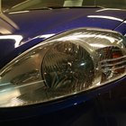 How to Replace a Fiat Punto Headlight