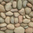 Como construir um muro de pedras com argamassa