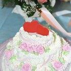 Ruby Wedding Cake Ideas