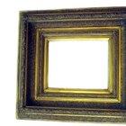 Cómo hacer marcos para fotos hechos de cartón