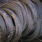 Como emendar cabo de aço