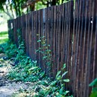 Types of fences for windy areas