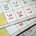 Como criar um calendário utilizando o Microsoft Access
