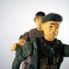 Cómo hacer tus propios soldados de juguete