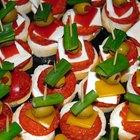 Ideas de comida para el menú de fiesta de adultos