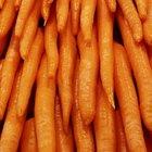 ¿Son las zanahorias una fuente de fibra?