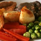 How to Roast a Lamb Shank