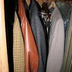 Como tratar uma jaqueta de couro de carneiro
