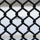 How to tighten a chain link fence