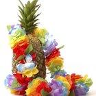 Actividades infantiles divertidas de temática hawaiana