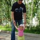 Problemas de equilibrio en bebés que caminan
