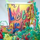 Actividades para una fiesta de cumpleaños en casa