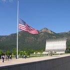 Días que debe izarse a media hasta la bandera de Estados Unidos