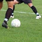Tipos de movimentos no futebol