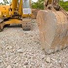 Herramientas usadas en excavación