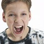 Cómo disciplinar a un niño gritón